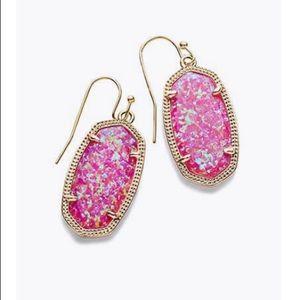 Kendra Scott Dani Earring Opal NWOT